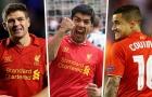 Đội hình xuất sắc nhất 10 năm qua của Liverpool: Hiện tại và quá khứ