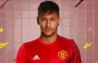 Lộ lý do Manchester United không ký hợp đồng với Neymar