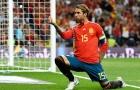 5 'siêu tiền vệ' ghi ít bàn thắng hơn cả Sergio Ramos