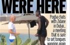 NÓNG: Zidane nói 1 điều, rõ tương lai Pogba ở Man Utd!