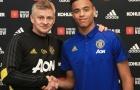 CHÍNH THỨC! Man Utd trói chân thành công 'Tiểu Persie'
