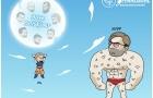 Cười vỡ bụng với loạt ảnh chế trước trận Man Utd - Liverpool