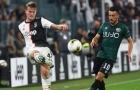Đánh bại Bologna, De Ligt vẫn bị Sarri nhắc nhở