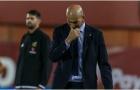 Thảm bại trước Mallorca, Zidane đau đớn thừa nhận 1 điều