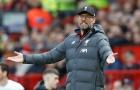 Klopp và cơn 'ác mộng' không dứt mang tên Man Utd