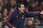 Emery: 'Arsenal không xứng đáng phải nhận kết quả như vậy'