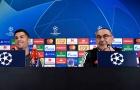 """Ronaldo: """"Với Sarri, Juventus đã tiến bộ hơn rất nhiều"""""""