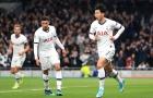 Tottenham 'cởi mở' nhất C1 mùa này với thống kê khó tin