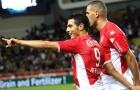 Đội hình tiêu biểu vòng 10 Ligue 1: Song sát trong mơ của Monaco