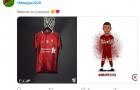 Có Nike hậu thuẫn, CĐV Liverpool 'gào thét' tên 1 người