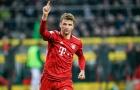 Bayern Munich gạt bỏ tin đồn Muller rời CLB vào tháng 1