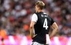 Matthijs De Ligt và những lần mắc sai lầm trong màu áo Juventus