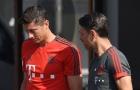 Trong ngày Lewandowski phá kỷ lục, HLV Bayern Munich vẫn không hài lòng