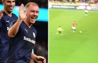 Xoay người đẳng cấp, sao trẻ Man Utd được ví như Scholes