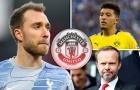 Man Utd và kế hoạch 'xây lại từ đầu' với 5 bản hợp đồng