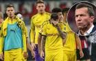 Người cũ Bayern  'đổ dầu vào lửa', thổi bùng nghịch cảnh tại Dortmund