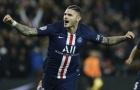 Mauro Icardi: Bàn thắng vào lưới Marseille