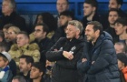 Phản ứng khó tin của Ole - Lampard khi Chelsea đang bị dẫn 2-1