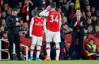 'CĐV Arsenal sai, nhưng không ai phản ứng như Xhaka cả'