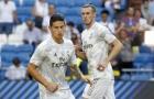 Bale và James hành động khó tin trong ngày Real bế tắc, tương lai tại Bernabeu đã rõ?