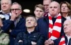 Thảm bại, BLĐ Bayern phản ứng thế nào trên khán đài?