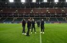Ronaldo trầm ngâm trong ngày trở lại nước Nga
