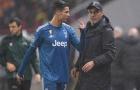 Đây, lí do Ronaldo tức giận khi bị Sarri rút ra khỏi sân