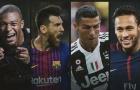 Những ngôi sao đang lên của bóng đá Châu Âu