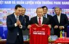 VFF lên tiếng về cách thức chi trả tiền lương cho HLV Park Hang-seo