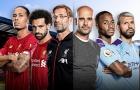 11 con số ấn tượng nhất đại chiến Liverpool - Man City: 'Cơn khát' Aguero và Khắc tinh City