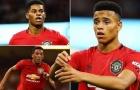 Man United đã hình thành bộ ba tấn công mới?