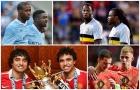 'Đôi cánh lỗi' Man Utd và 9 cặp anh em từng khoác chung màu áo