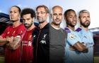 10 trận cầu đỉnh cao ở châu Âu cuối tuần này: Lửa thiêu Anfield!