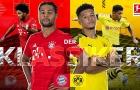 Cuộc chiến giữa 2 'cơn lốc cánh phải' sẽ định đoạt trận đấu Bayern - Dortmund