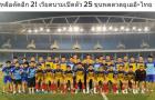 Báo Thái Lan chỉ ra 4 cái tên nổi bật trong danh sách 25 cầu thủ ĐT Việt Nam