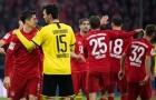 Thua Bayern, Hummels đến chỗ Lewandowski làm 1 điều sau trận