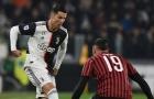 Được Sarri bảo vệ, Ronaldo vẫn bị Juventus 'xử kín'
