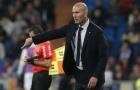 Zidane lên danh sách 5 người, 1 'siêu bom tấn' hàng đầu Ngoại hạng Anh