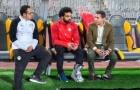 Bó cả chân, tuyển Ai Cập vẫn buộc Salah phải ra sân?