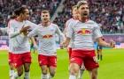 'Họng pháo' Liverpool ao ước lĩnh 'ấn tiên phong', giúp Leipzig khủng như Bayern