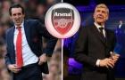 Arsenal cuối thời Wenger vượt trội Arsenal thời Emery ra sao?