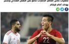 Báo UAE: Bàn thắng của Tiến Linh quá đẹp, UAE thua không lời bào chữa