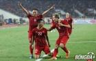 Quật ngã UAE, ĐT Việt Nam vươn lên độc chiếm ngôi đầu bảng G