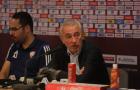 HLV UAE không phục 1 cái tên sau trận thua ĐT Việt Nam