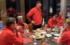 Lukaku vắng mặt và đây là tâm trạng của đội tuyển Bỉ