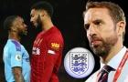 Toàn cảnh scandal mâu thuẫn nội bộ khiến tuyển Anh rạn nứt