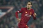 Van Dijk: 'Đây vẫn chưa phải là năm của Liverpool'