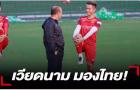 Báo Thái Lan: Cẩn trọng, sao ĐT Việt Nam đã đọc vị sức mạnh của Voi chiến