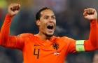 Van Dijk bất ngờ rút khỏi tuyển Hà Lan