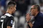 Ronaldo tỏa sáng, Bồ Đào Nha và Juventus nên cảm ơn Sarri
